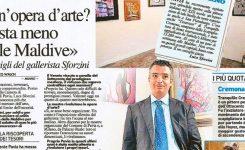 Un'opera d'arte? Costa meno delle Maldive